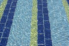 Плавательный бассеин Стоковые Изображения RF