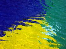 бассеин цветов Стоковая Фотография RF