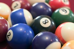 бассеин шариков Стоковое Фото