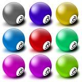 бассеин шариков стоковая фотография rf