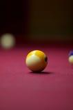 бассеин billard шариков Стоковые Изображения RF