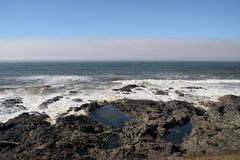 Бассейны прилива Стоковая Фотография RF