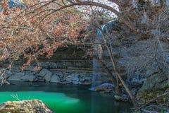 Бассейн Гамильтона, страна холма Техаса Стоковые Фото