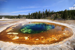 Бассейн красоты Стоковое Фото