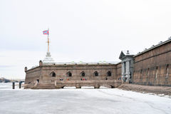Бастион Питера и крепости Паыля Стоковая Фотография RF