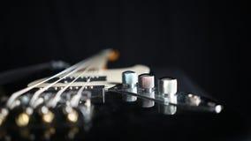 бас электрический Стоковое Фото