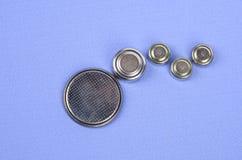 Батареи лития Стоковое Изображение RF