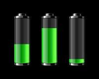 батареи Стоковое Изображение