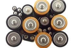 батареи Стоковые Фотографии RF
