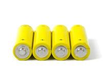 Батареи Стоковая Фотография RF