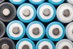 батареи aa перезаряжаемые Стоковые Изображения