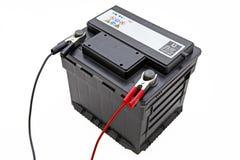 Батарея автомобиля стоковое изображение rf