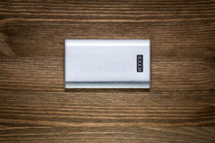 Батарея банка силы Стоковые Фото