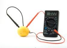 батарея био Стоковые Фотографии RF