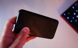 Батарея для поручать ваши смартфоны Планшеты и другие приборы Красивый современный дизайн o стоковые изображения