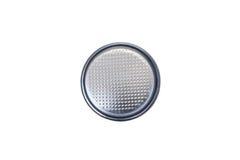 Батарея лития клетки кнопки Стоковая Фотография RF
