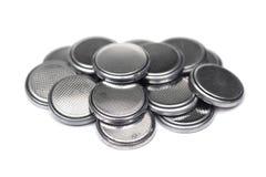 Батарея лития Стоковые Фотографии RF