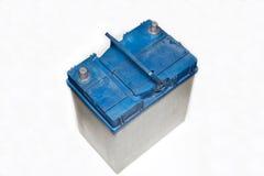 Батарея подержанного автомобиля Стоковое Изображение RF