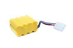 батарея полимера Лити-иона перезаряжаемые Стоковое Изображение RF