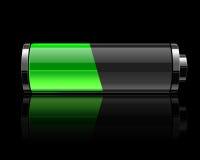 батарея Стоковое фото RF