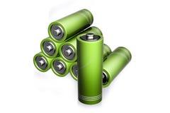 батарея иллюстрация штока
