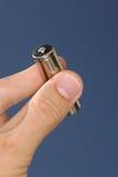 батарея стоковая фотография
