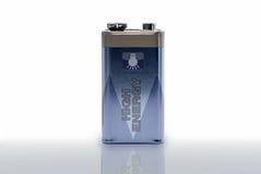 батарея 9v Стоковые Изображения