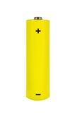 батарея aa Стоковое Изображение