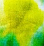 Батик текстуры Стоковая Фотография