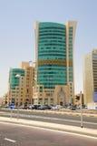 Бахрейн городской manama Стоковые Фотографии RF
