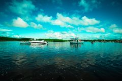 Бахя Порту Seguro Стоковые Изображения