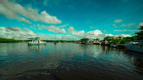 Бахя Порту Seguro Стоковое Изображение RF