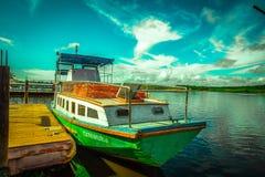 Бахя Порту Seguro Стоковая Фотография