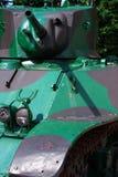 башенка бака армии Стоковое фото RF