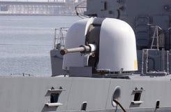башенка воиск пушки Стоковые Фотографии RF