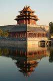 башенка запрещенная городом Стоковое Фото