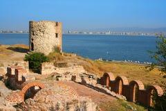 башенка пляжа Стоковое фото RF