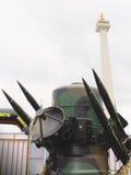 Башенка ракет Стоковое Изображение RF
