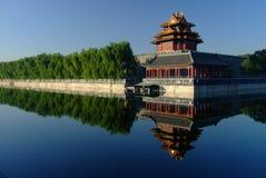 башенка фарфора запрещенная городом Стоковое Фото