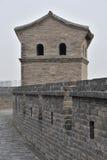 Башенки стены Стоковая Фотография RF