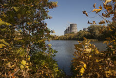 Башни атомной электростанции стоковое изображение rf