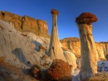 башни безмолвия Стоковая Фотография RF