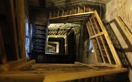 Башни болонья Стоковые Фотографии RF