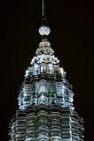 Башни близнецов Petronas - Куала-Лумпур Стоковые Фото