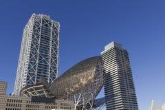 Олимпийское заречье в Барселона, Испании Стоковое Изображение