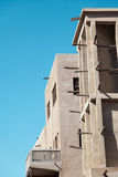 Башни ветра в Дубай Стоковое Изображение RF
