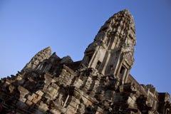 Башни виска Angkor Wat Стоковые Фотографии RF