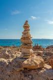 Башни возврата каменные Стоковые Изображения