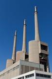 башни восходящего потока теплого воздуха 3 badalona Стоковые Изображения RF