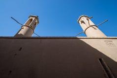 Башни в Kashan Стоковые Фотографии RF